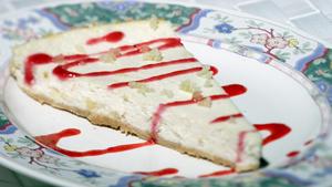 Ginger Cheese Tart