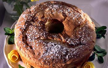 Carole Walter's Passover Lemon Chiffon Cake
