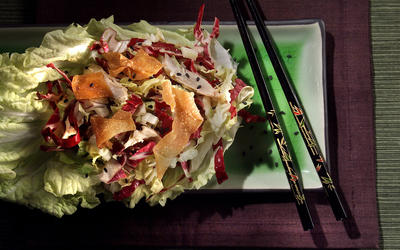 Chinois chicken salad