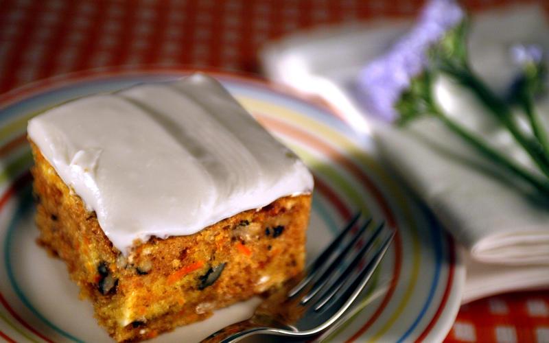 Kathy's Broadway Carrot Cake