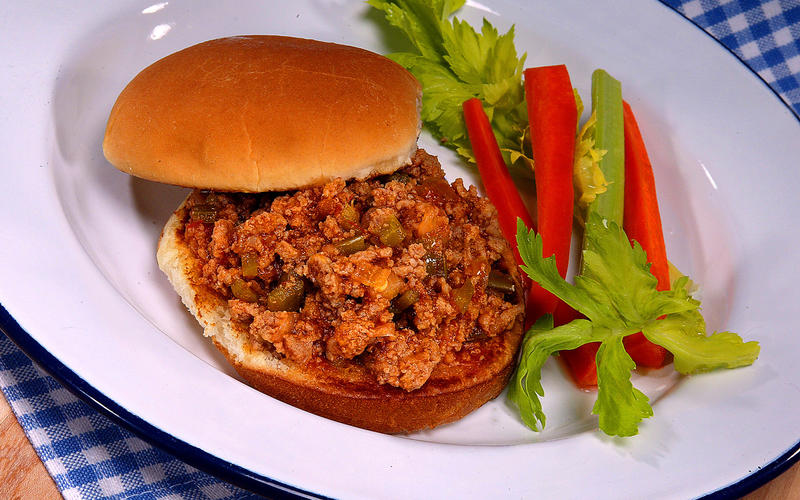 Slim Sloppy Joes
