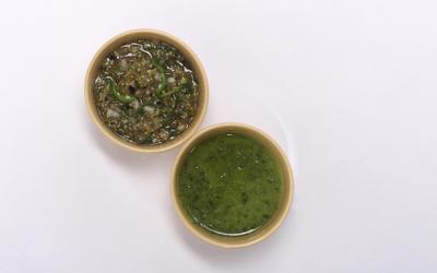 Italian salsa verde