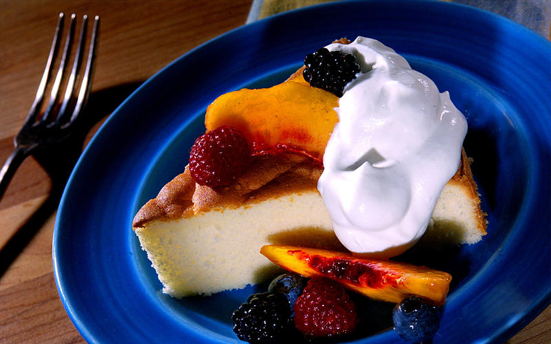 Buttermilk Country Cake