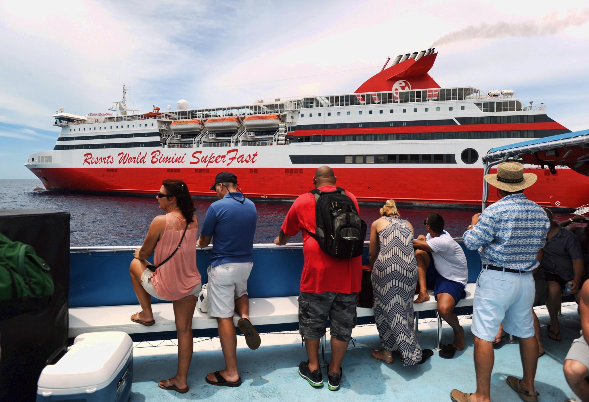 Bimini SuperFast Cruise To Bimini Is Rolling Southfloridacom - Bimini superfast cruise ship