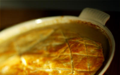 Colonial Inn Pot Pie