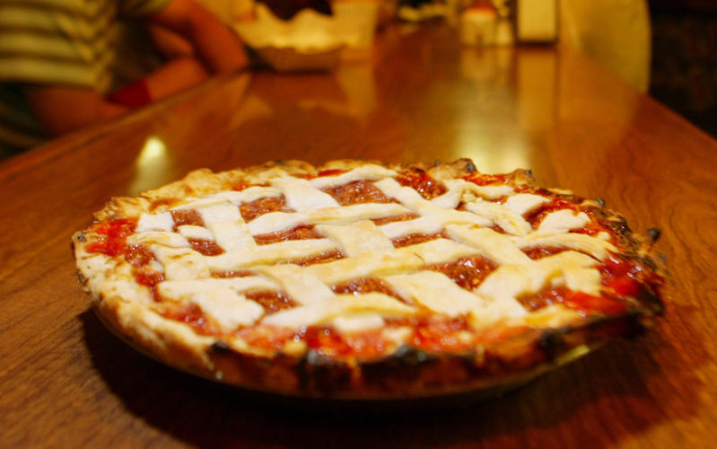 Allie's cherry pie