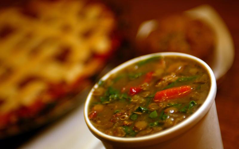 Italian Lentil Soup {Zuppa di Lenticchie} | Girl Raised in the South