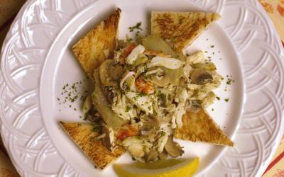 Crabmeat Yvonne