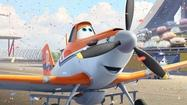 Review: 'Planes' stays grounded while it might have soared