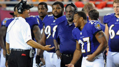 Ravens open up preseason with 44-16 victory against Tampa Bay