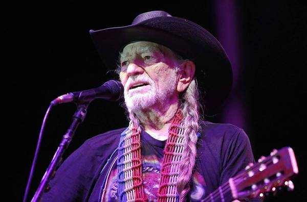 Willie Nelson performs in Fort Worth, Texas, on July 4, 2013, as part of his annual picnic.