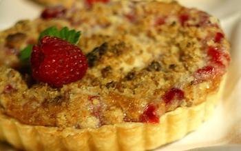 Marzipan tarts