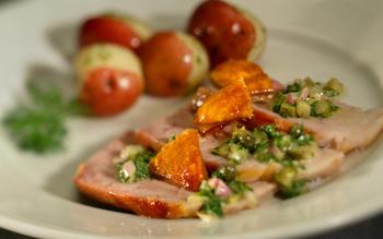 Roast pork shoulder master recipe