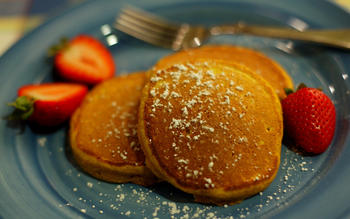 Great pancake recipes from the L.A. Times Test Kitchen