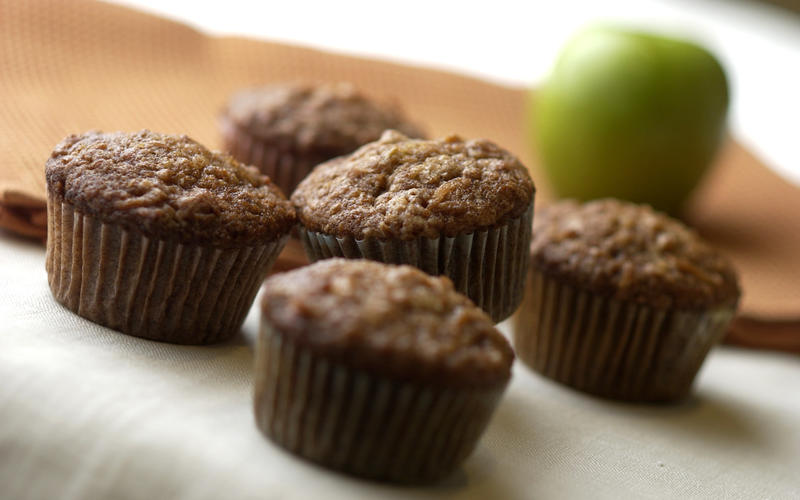 Bom Dia muffins