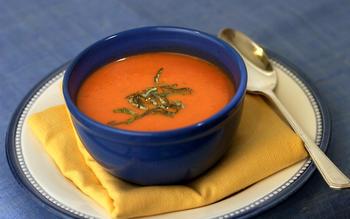 Nordstrom's tomato basil soup
