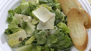 Nook Bistro's Caesar salad