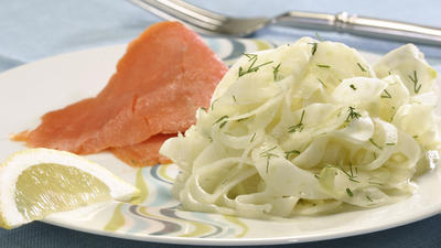 ... salmon with fennel salad fennel potato soup with smoked salmon recipe