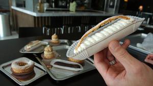 Bouchon Bakery's Chantillys