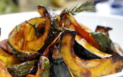 Weiser Farms roasted squash