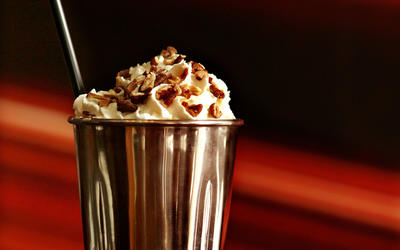 25 Degrees' vanilla ice cream