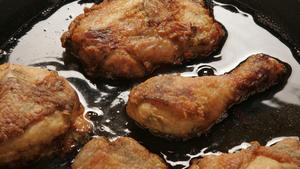 Union Hotel fried chicken