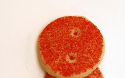 Santa's coat buttons