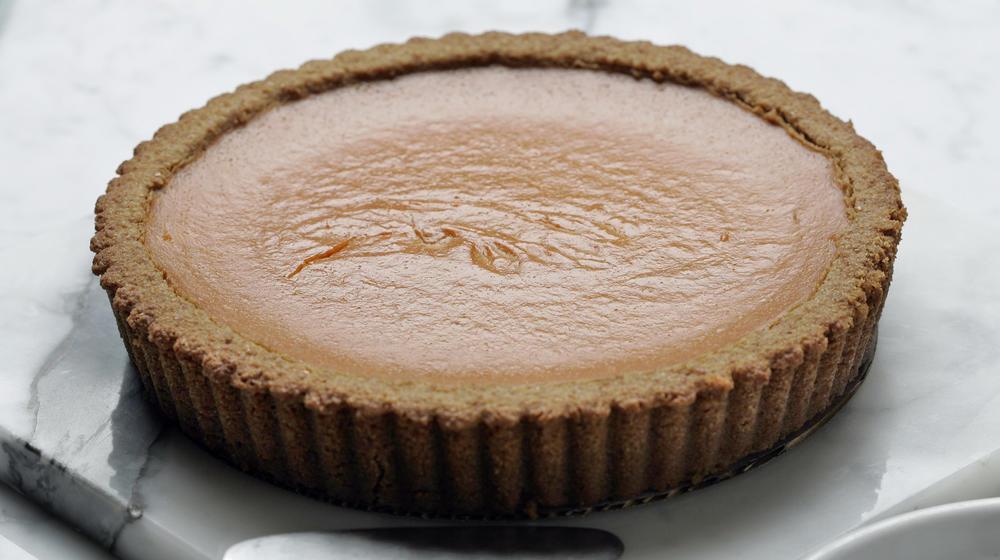 Maury Rubin's pumpkin pie
