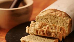 Pepper-Parmesan bread