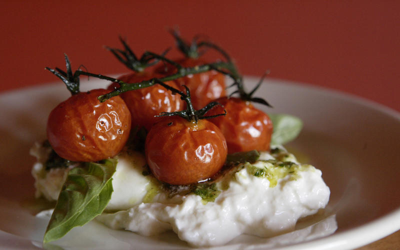 Recipe: Winter caprese - California Cookbook