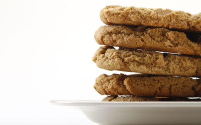 Bittersweet Treat's brown butter cookies