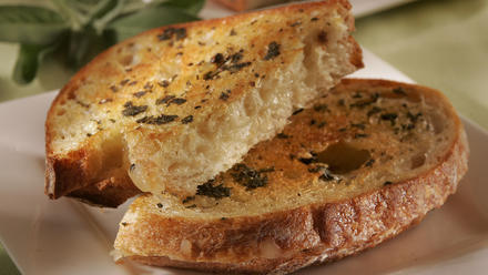 Fontina and sage grilled cheese