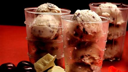 Ceremonious ice cream