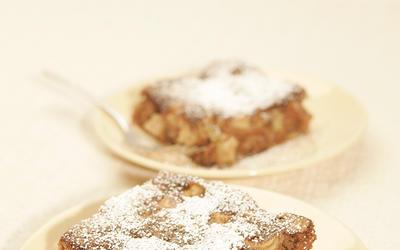 Boozie's apple cake