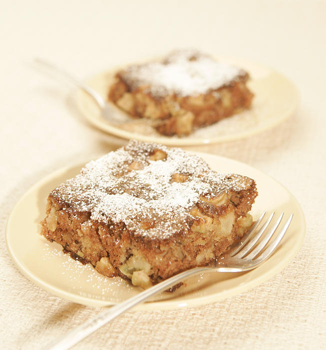 Boozie's apple cake