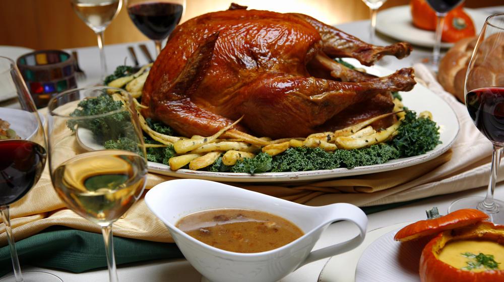 The ultimate turkey
