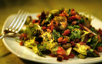 The Foundry on Melrose chopped salad