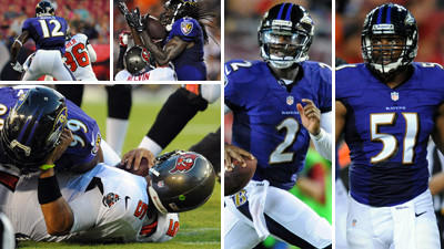 Five Things We Learned from the Ravens' 44-16 win over Tampa Ba…