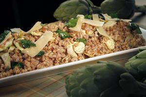 12 recipes for artichokes - California Cookbook