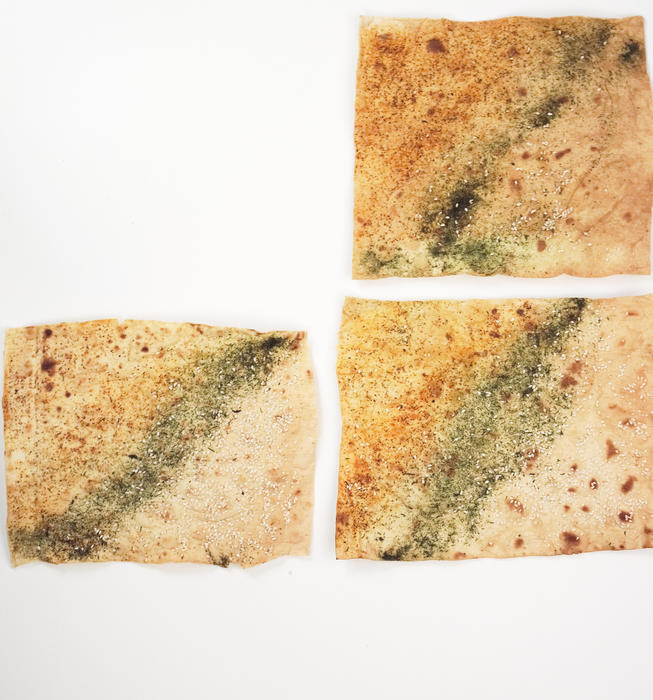 Nori's seaweed cracker