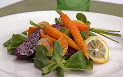 Canele's beet salad