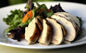 Tuscan grilled chicken