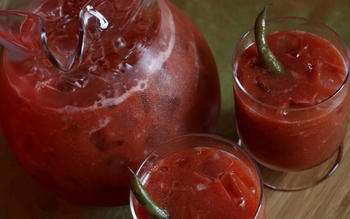 Great bloody Mary recipes