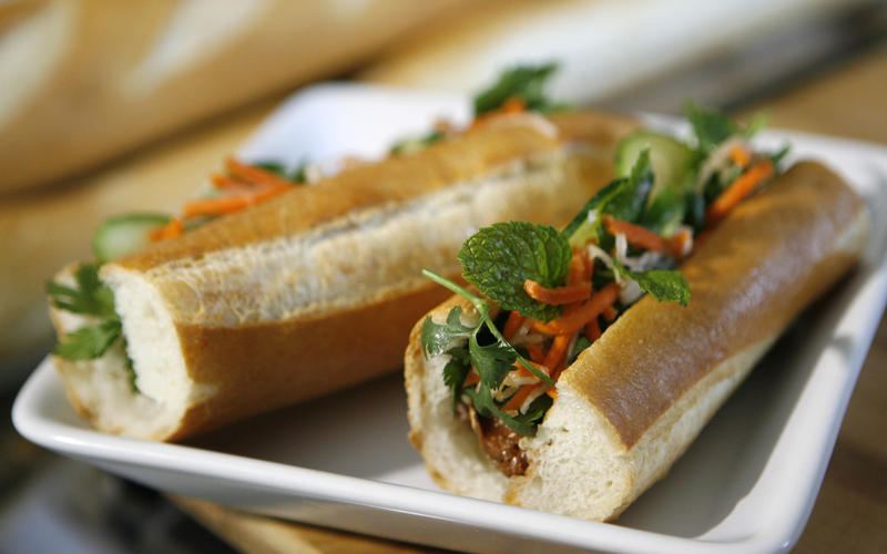 Recipe: Sardine banh mi - California Cookbook