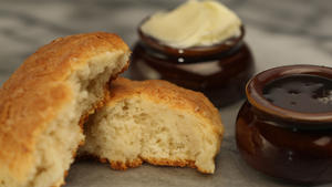 Harris Ranch buttermilk biscuits