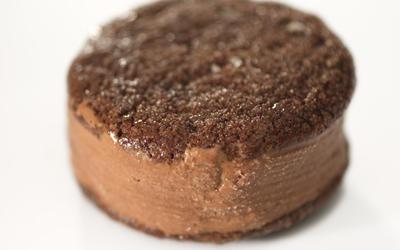 Chocolate sea salt cookie ice cream sandwiches