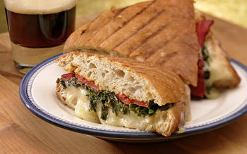 Favorite panini recipes