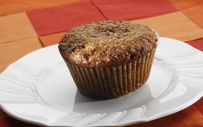 High protein muffin