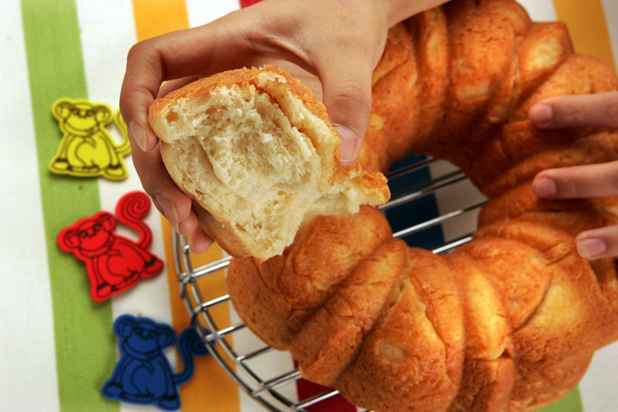 Recipe Butter Monkey Bread California Cookbook