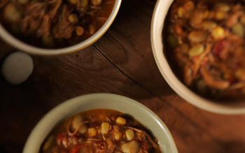 Brunswick stew Anne Warner